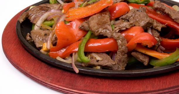 Beef Fajitas - Dukan Diet | Dr. Dukan Recipes