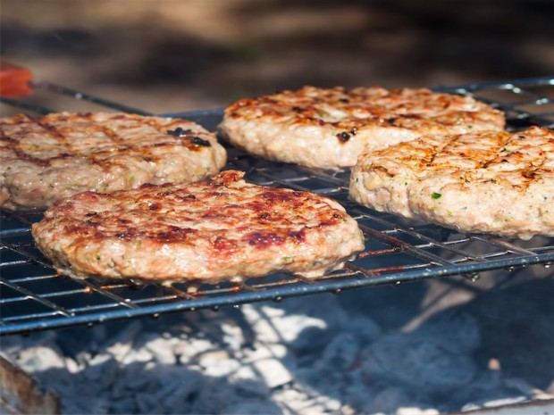 Perfect Turkey Burgers