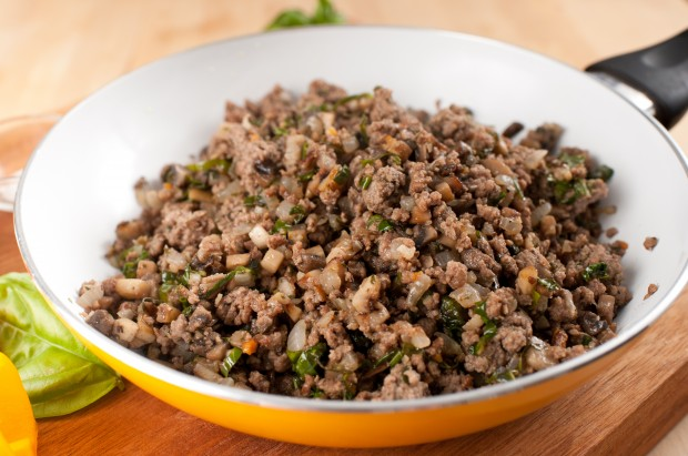 Curried Ground Beef