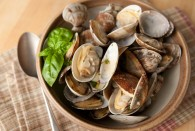 Garlic Clams